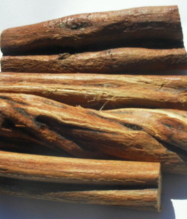Ayahuasca (Banisteriopsis Caapi) secca intera