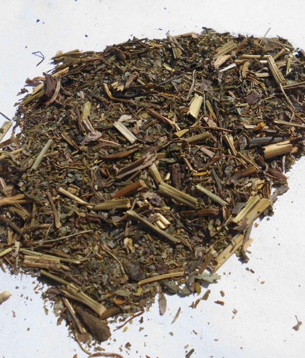 Celidonia (Chelidonium Majus) secca tritata
