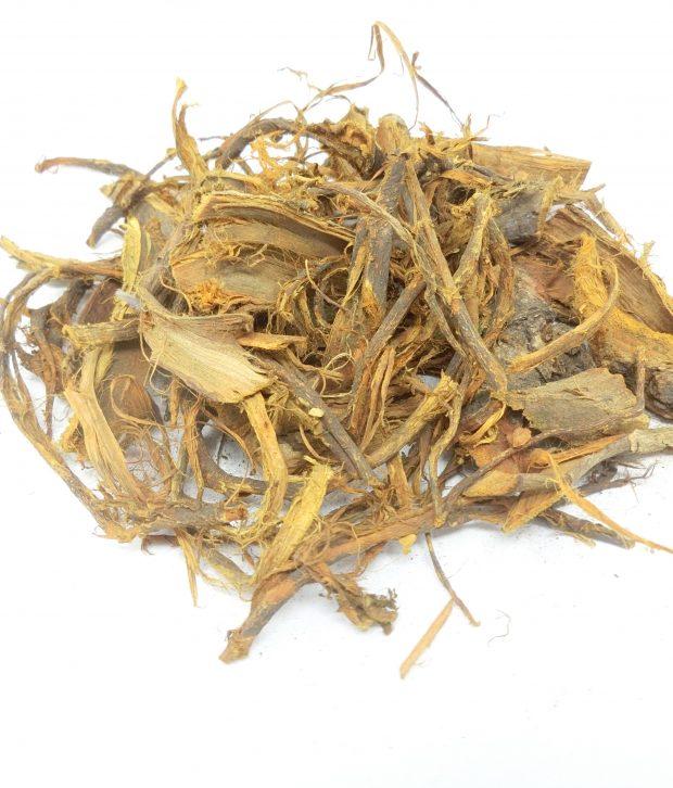 Pesco africano (Nauclea latifolia) intero